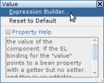 Select Expression Builder